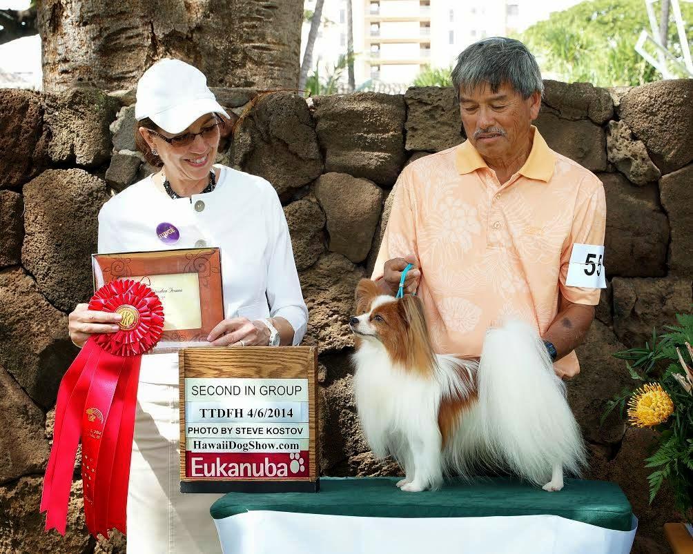 Chaz wins again in Hawaii!